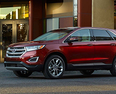 Ford Edge at Brandon Ford