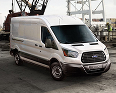 Ford Transit at Brandon Ford