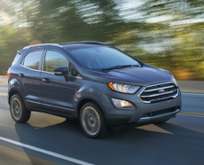 Ford Ecosport at Brandon Ford