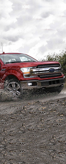 Ford F-150 at Brandon Ford