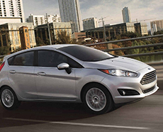 Ford Fiesta at Brandon Ford