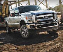 Ford Super Duty at Brandon Ford